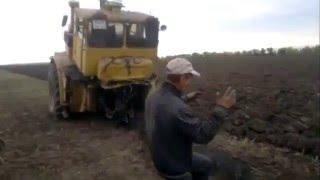 прикол 2015! трактор кировец