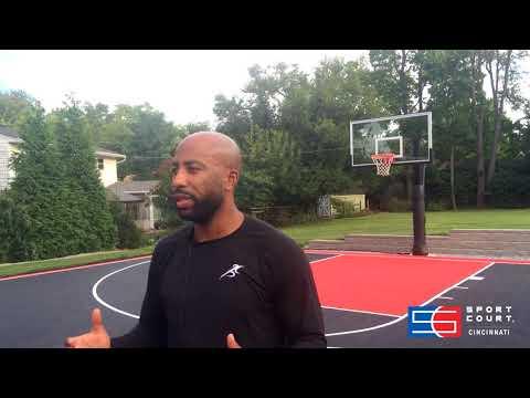 University of Cincinnati's J.C. Baker talks Sport Court