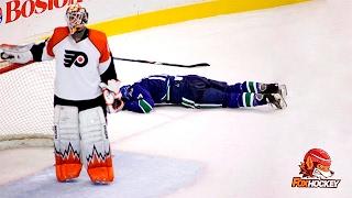 6 самых длинных дисквалификаций в истории НХЛ