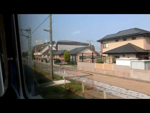 Passing by JR Niihama Station on my way from Marugame to Matsuyama