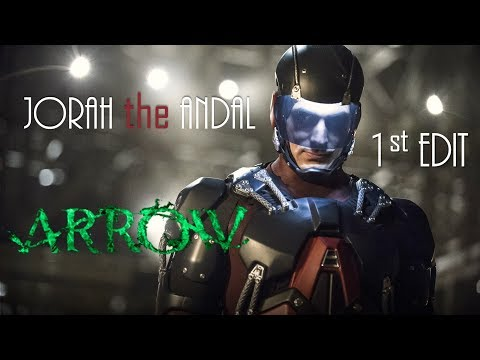 Arrow - Ray Palmer Suite (Theme) First Edit