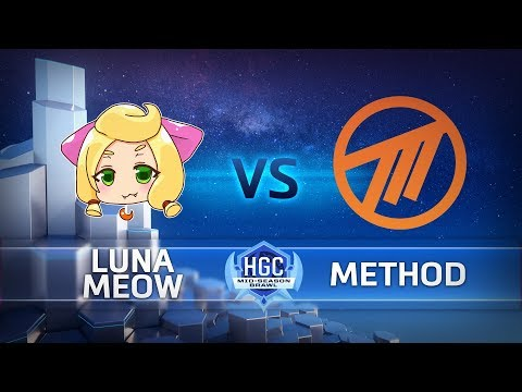 Method vs Luna Meow vod