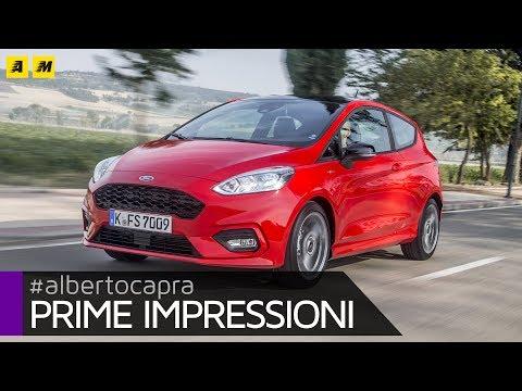 Nuova Ford Fiesta 2017, più tecnologia e cura costruttiva. La ST da 200 CV? Nel 2018 | Primo test