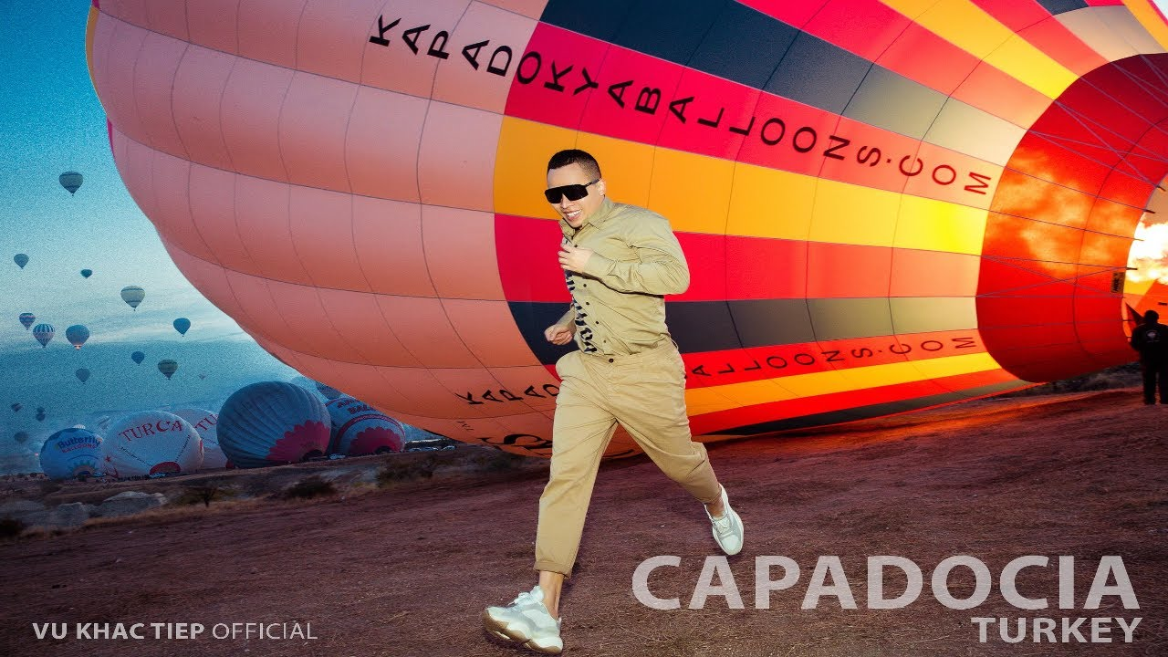 [ Tập 15 ] – Chuyến bay khinh khí cầu ở Cappadocia đáng nhớ nhất cuộc đời Vũ Khắc Tiệp và cái kết