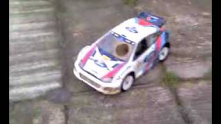 1/8 RC RALLY GAME BUGGY LANCIA DELTA KYOSHO 777 OS, FORD FOCUS RC8 JP.21