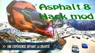 Asphalt 8 Hack Mod 1.5.0h Android