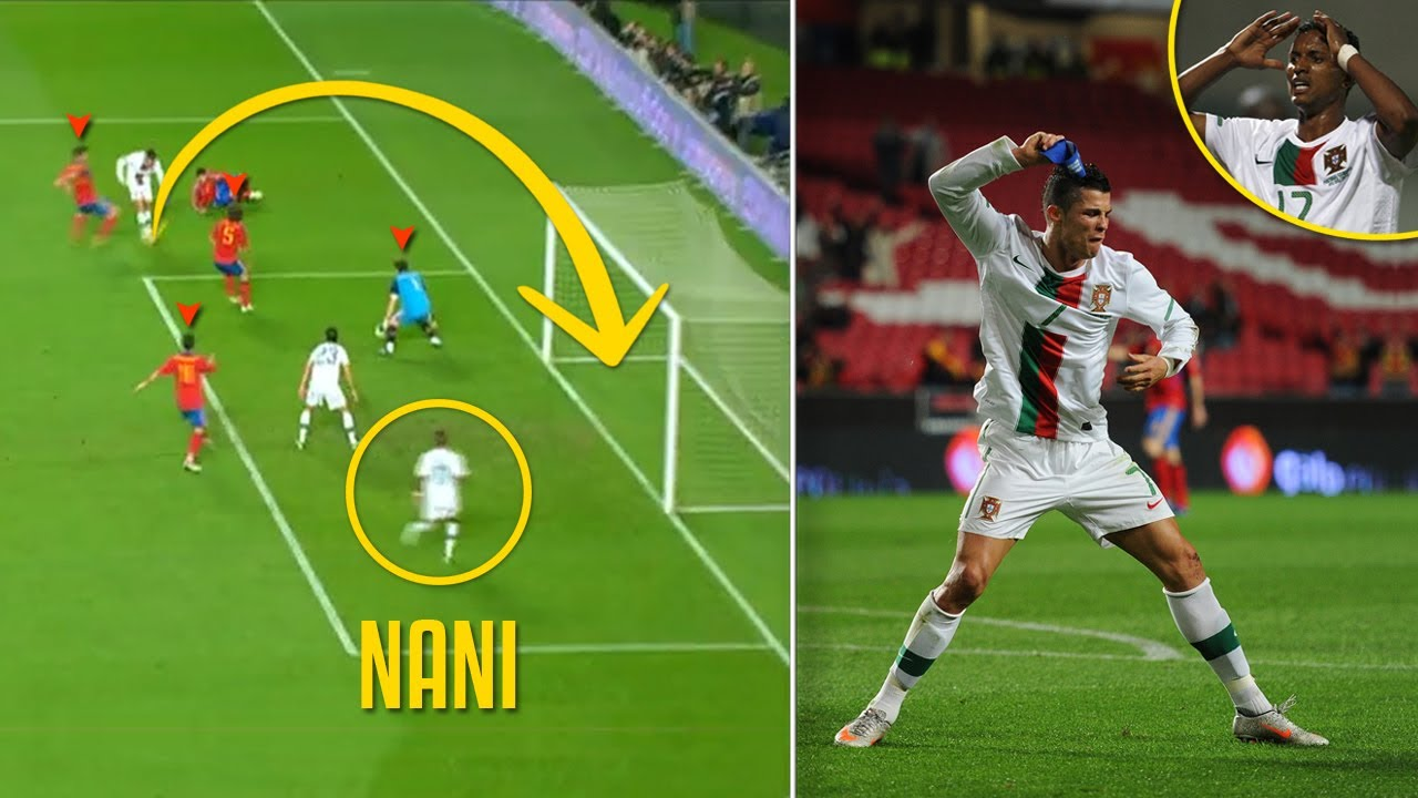 Download The Day Nani Ruined The Best Goal Of Cristiano Ronaldo's Career