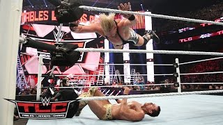 WWE Network: Jack Swagger vs. Alberto Del Rio: WWE TLC 2015