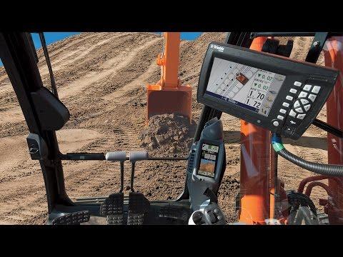 【日立建機日本】ICT油圧ショベル ZX200X 3DMC