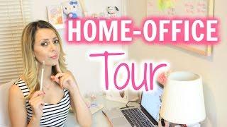 Tour pelo Home Office | Thais Matsura