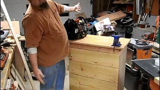 GPW 41 - Building a Rolling Work Cart (From a small work bench)