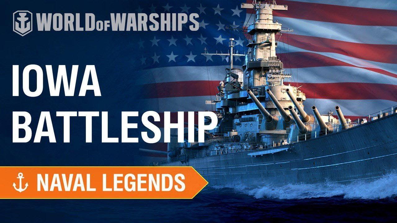 Naval Legends: Iowa vs Yamato & Tirpitz | World of ...