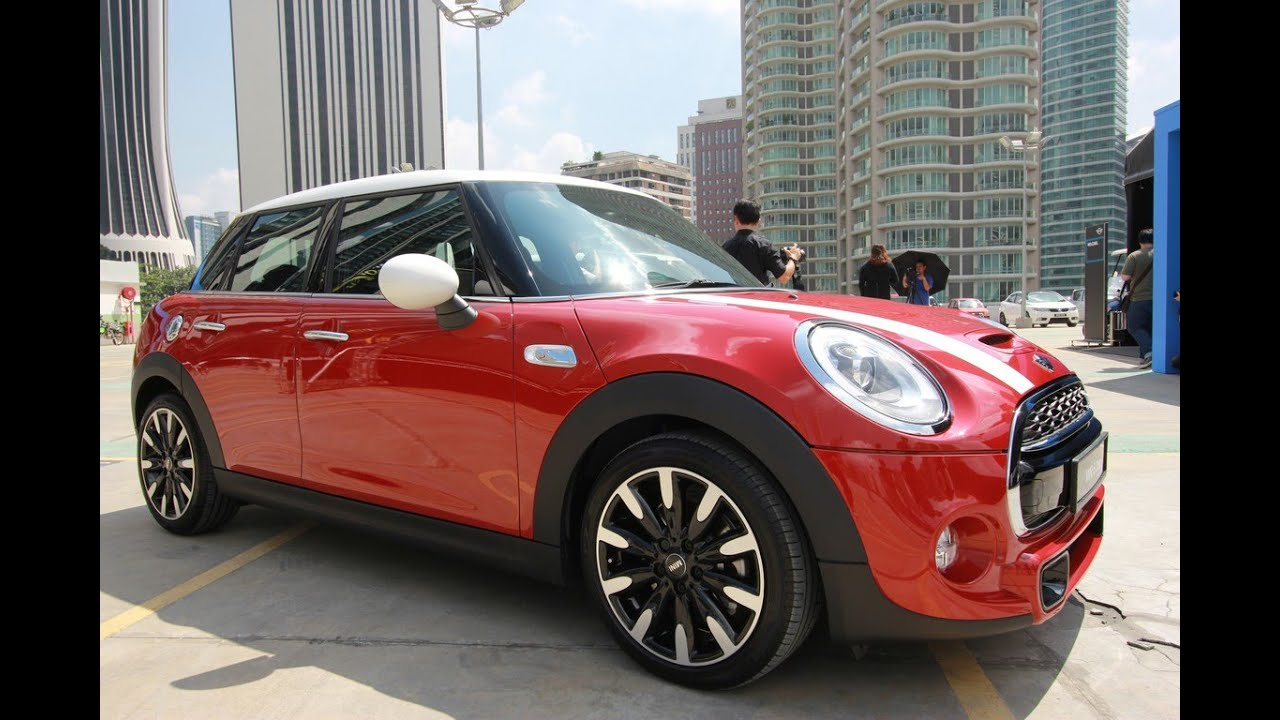BMW Mini Cooper >> The New MINI 5 Door launch in Malaysia - AutoBuzz.my - YouTube