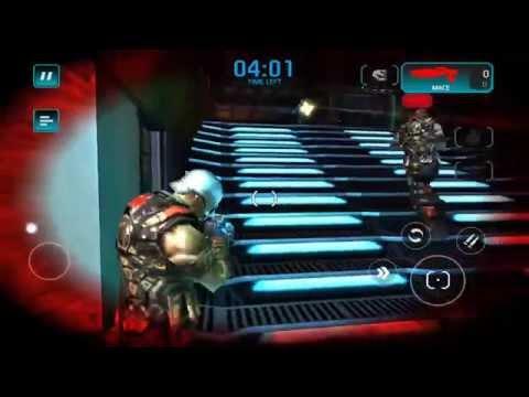 Shadowgun Deadzone Android gameplay