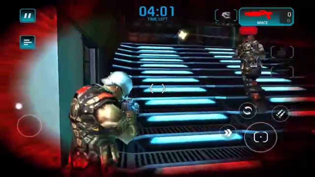 shadowgun deadzone not matchmaking server