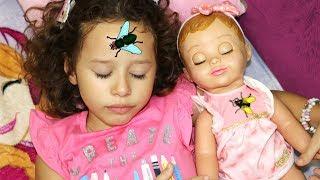 Valentina e Baby doll contra moscas traquinas! E outras histórias engraçadas