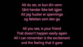 Min første kjærlighet — Jahn Teigen (English & Norwegian lyrics)