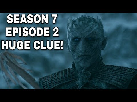 the night king 39 s plan s7e2 huge clue game of thrones season 7 episode 2 youtube. Black Bedroom Furniture Sets. Home Design Ideas