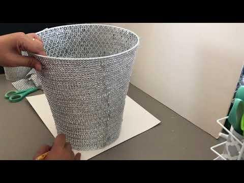 AMAZING DOLLAR TREE DIY GLAM LAMP (Collaboration with Araceli Chan)