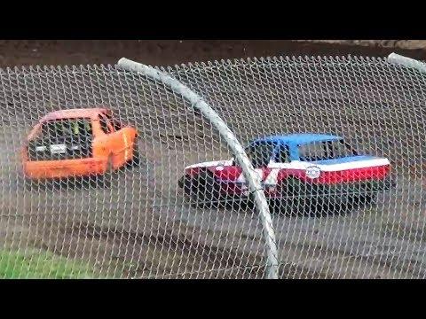 Hornet Heat Races @ Willamette Speedway 2017