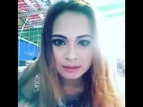 Nazwa Liza (Maketuy) Aksi Penampilan Penyanyi dangdut Biduan Kalimantan Utara 2017