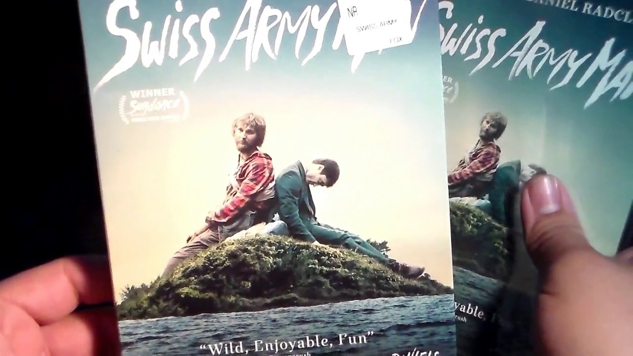 Download Swiss Army Man DVD Unboxing