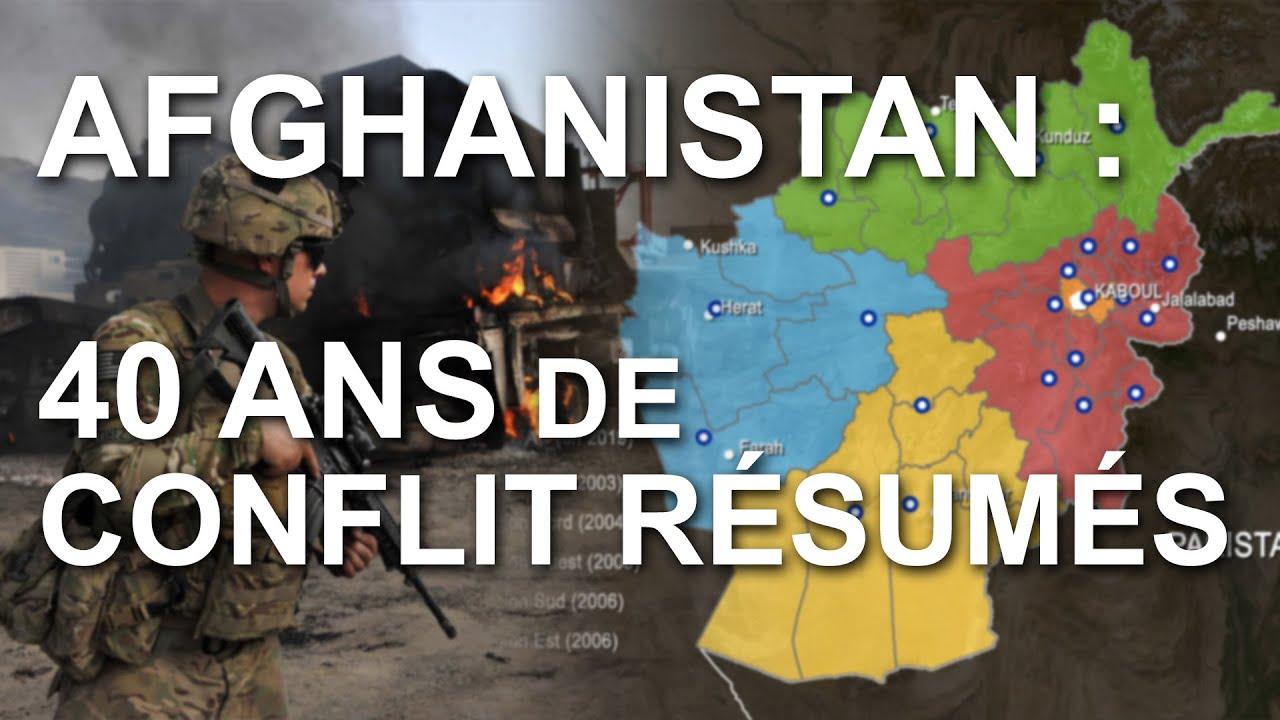 Download AFGHANISTAN : 40 ANS DE CONFLIT RÉSUMÉS SUR CARTE