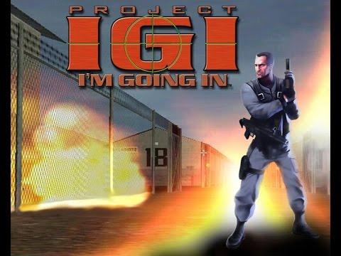 Прохождение игры!! project i.g.i 2 Не возможно пройти!