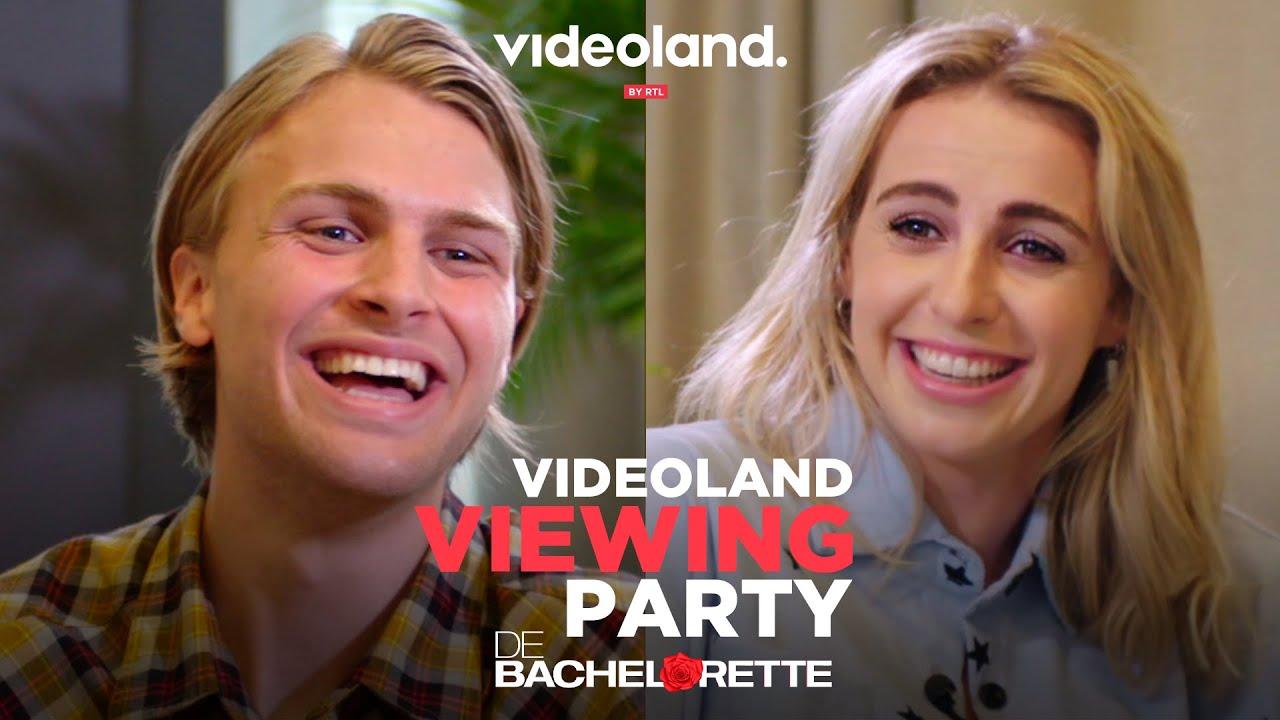 """Ergste wat je kunt zeggen op date"" | De Bachelorette Viewing Party | Rijk Hofman en Iris Enthoven"