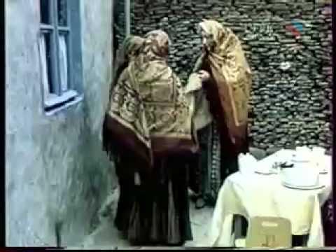 Традиционная одежда женщин Дагестана