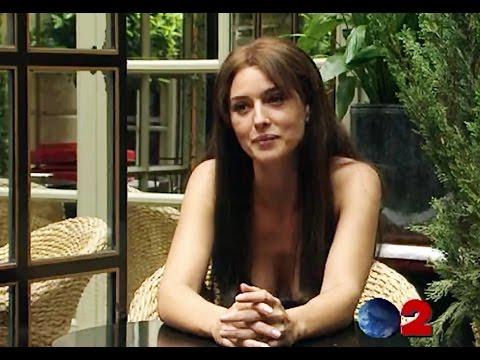 Monica Bellucci interview Cine  Dobermann