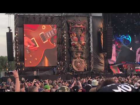 Guns N' Roses - Sweet Child O' Mine (live) - Download Festival Donington 2018