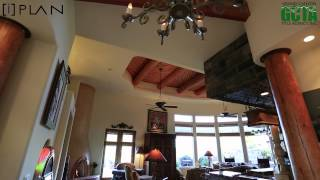 Territorial Style Home Design by I PLAN, LLC - Million Dollar Views, Under a Million, Las Sendas
