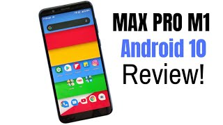 Asus Max Pro M1 Android 10 Beta Review!