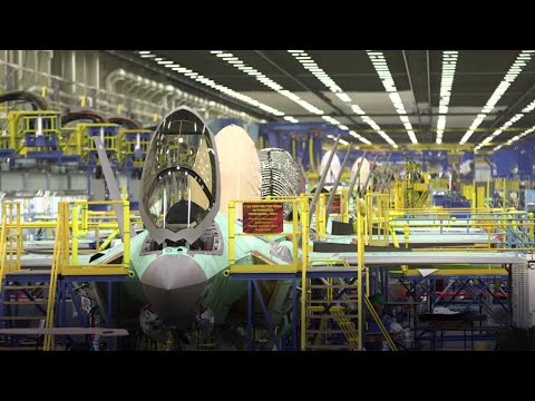 Lockheed Martin Meets 2017 F-35 Delivery Target