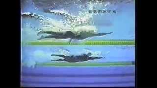 Ian Thorpe, Grant Hackett 800m Freestyle 2001 World Championships Fkuoka