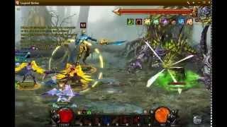 Legend Online-Nirvana Pesadilla. Atormentador, ►EniGmaTico, MarioGarcia2, Toro9999.