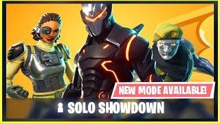 Fortnite Solo Showdown Explained (Fortnite Solo Showdown LTM Gameplay)