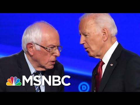 Candidates Age, Health Questioned At Democratic Debate | MSNBC thumbnail