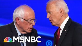 Gambar cover Candidates Age, Health Questioned At Democratic Debate | MSNBC