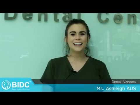 "OneWeek Bangkok Dental Trip: Smile Makeover Veneers ""I feel amazing. Very Confident"" BIDC125"