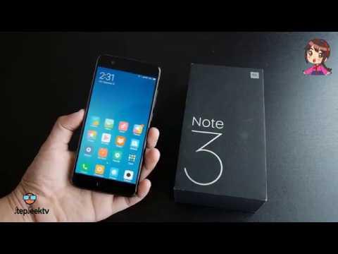 Review Xiaomi Mi Note 3 ลุยตลาดเซลฟี่กันเต็มตัวเเล้วสินะ
