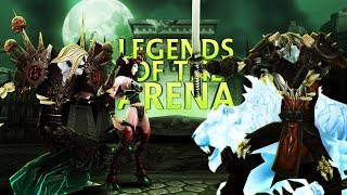 Swifty Legends of the Arena - Cobrak vs. Xuen