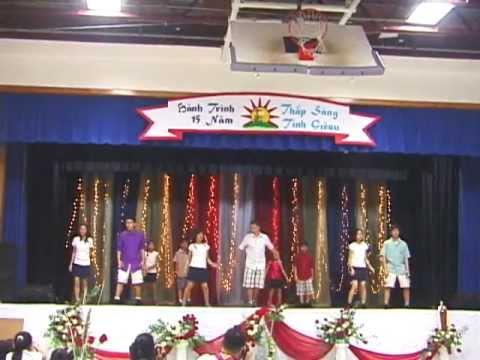 Thieu Nhi Thanh The Dance - 15 Years Anniversary @ St Augustine, Bridgeport, CT.