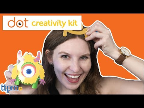 Dot Creativity Kit From Wonder Workshop