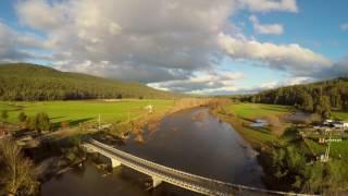 Tasmania floods 2016