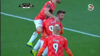Video Gol Pertandingan Tondela vs Moreirense