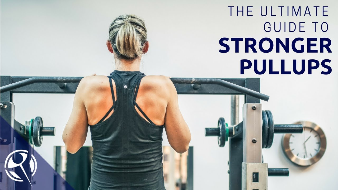 The Pull-Up is a Foundational Upper-Back Exercise