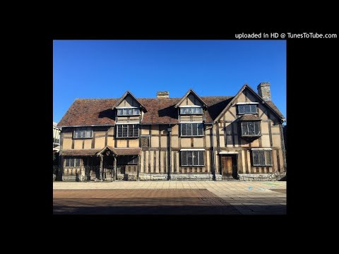 Audio Described Introduction to Shakespeare's Birthplace