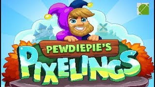 PewDiePie's Pixelings - Android Gameplay FHD